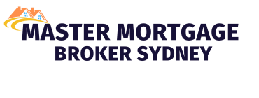 Dark navy Master Mortgage Broker Sydney Logo